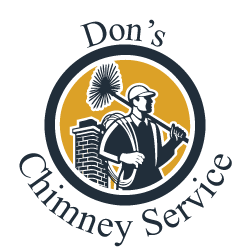 Don's Chimney Service Logo